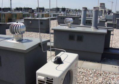 Klimatyzacja - agregat zewnętrzny