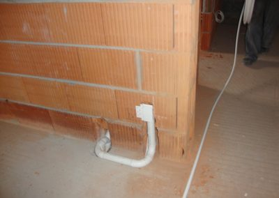 Instalacja wodno-kanalizacyjna